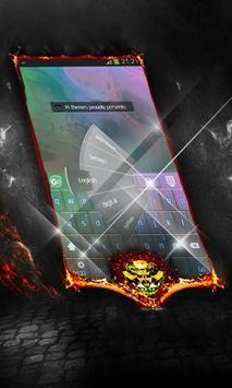 Covered in dew Keyboard Cover screenshot 4
