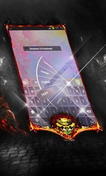 Dreamers Keyboard Cover screenshot 1