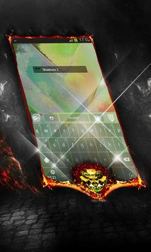 Shadows Keyboard Cover apk screenshot