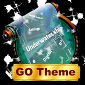 Underwater ship Keyboard icon