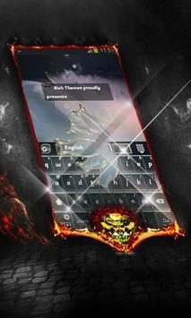 Venus surface Keyboard Layout apk screenshot
