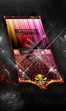 Visual Bliss Keyboard Layout poster