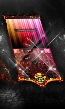 Visual Bliss Keyboard Layout apk screenshot