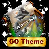 Volcanic rage Keyboard Layout icon