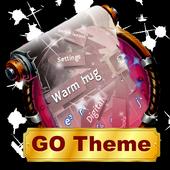 Warm hug Keyboard Layout icon