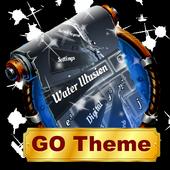 Water Illusion Keyboard Layout icon