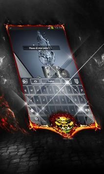 Water Illusion Keyboard Layout apk screenshot