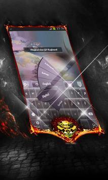 Magical view Keyboard Layout apk screenshot