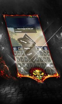 Our hot star Keyboard Layout apk screenshot