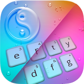Transparent Style Keyboard icon