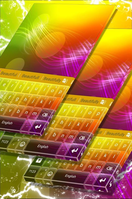 Цветная клавиатура взрыва for android apk download.