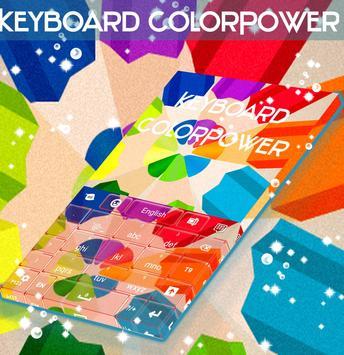 ColorPower Keyboard apk screenshot
