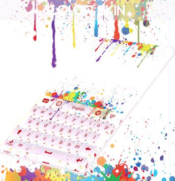 Painter Canvas Skin for Keypad poster