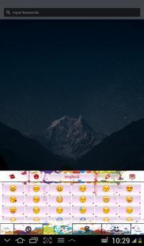 Painter Canvas Skin for Keypad apk screenshot