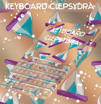 Clepsydra Keyboard poster