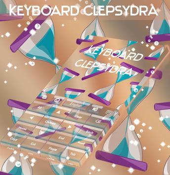 Clepsydra Keyboard apk screenshot