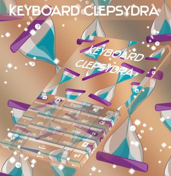 Clepsydra Keyboard apk screenshot