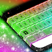 Abstract Keyboard icon
