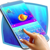 Aquarium Keyboard Theme icon