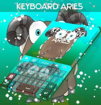 Aries Keyboard poster