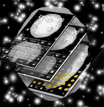 Asteroid Keyboard apk screenshot