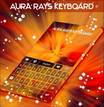 Aura Rays Keyboard screenshot 3