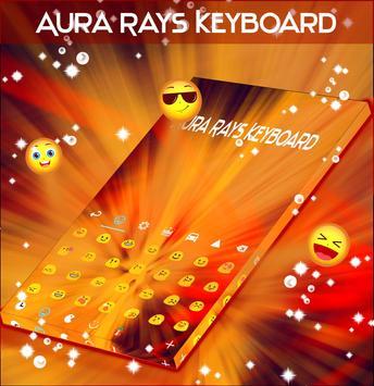 Aura Rays Keyboard screenshot 1