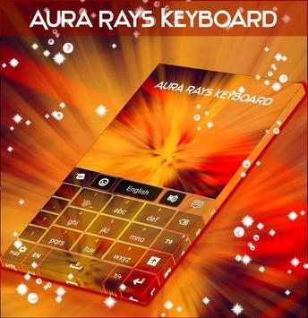 Aura Rays Keyboard screenshot 4
