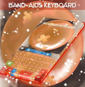 Band-Aids Keyboard apk screenshot