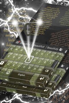 Blackboard Keyboard screenshot 3