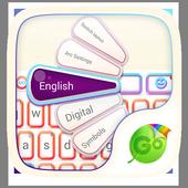 Brilliant GO Keyboard Theme icon