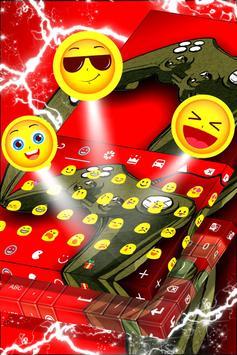 Gamer Keyboard apk screenshot
