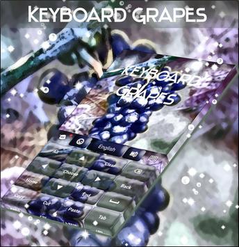Grapes Keyboard apk screenshot