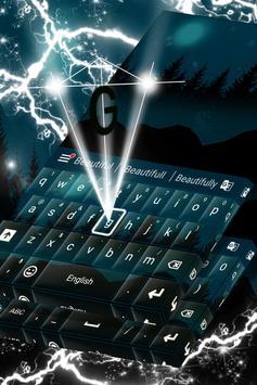 Darkness Keyboard apk screenshot