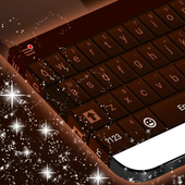 Dark Chocolate Keyboard icon