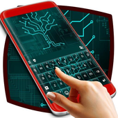 Digital Tree Keyboard icon