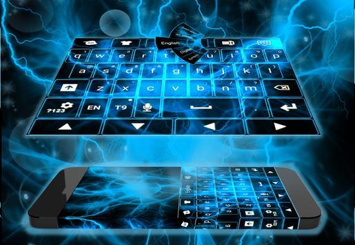Energetic Flow Keyboard apk screenshot