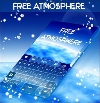 Free Atmosphere Keyboard poster