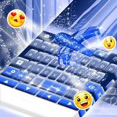 Free Waterfall Keyboard icon