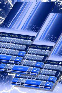 Free Waterfall Keyboard poster