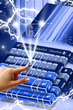 Free Waterfall Keyboard apk screenshot