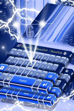 Free Waterfall Keyboard apk screenshot
