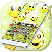Keyboard Themes with Emojis icon