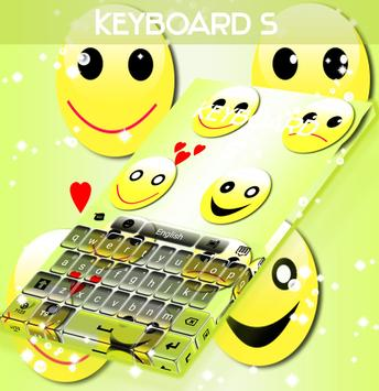 Keyboard Themes with Emojis poster
