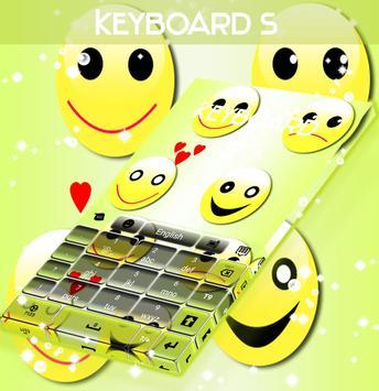 Keyboard Themes with Emojis apk screenshot