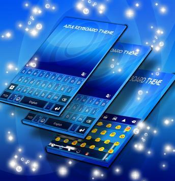 Azul Keyboard Theme screenshot 1