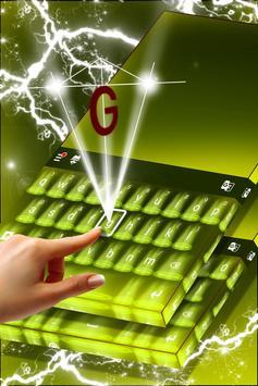 Green Theme for Keyboard apk screenshot