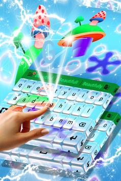 Keyboard Theme for Gamers screenshot 2
