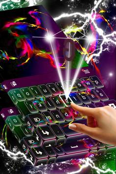 Colorful Haze Keyboard For LG screenshot 1