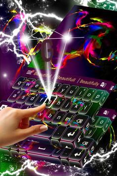 Colorful Haze Keyboard For LG screenshot 2